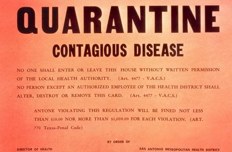 Quarantine Laws